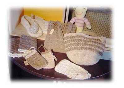 編み物小物集合