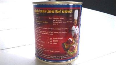 缶詰コンビーフ