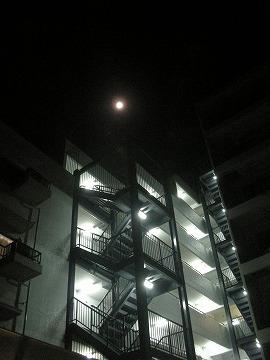 2011/09/12 中秋の名月