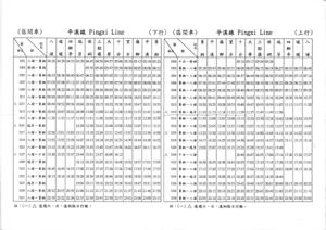 平渓線 時刻表