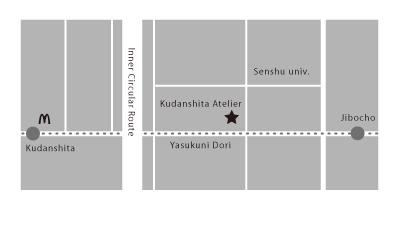九段下アトリエ地図_web