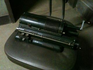 アナログ計算機