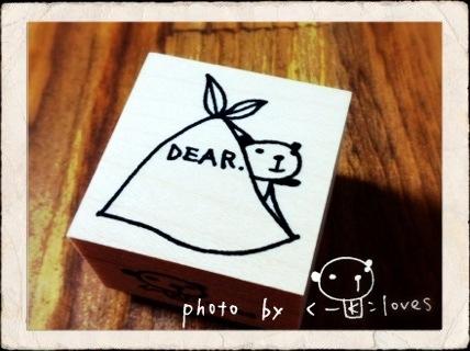 R-001 袋ぱんだ・DEAR -2