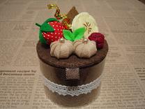 ケーキ(茶4)