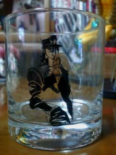 一番くじ ジョジョの奇妙な冒険 第三部 スターダストクルセイダース~BLACK SIDE~ 012