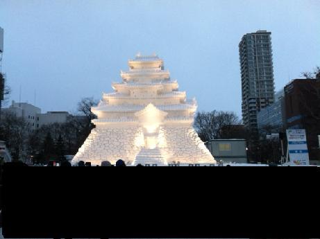 2012雪祭り