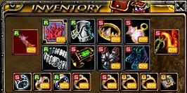 RedStone 12.09.25[12]装備進化