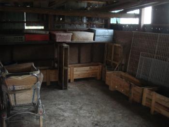 牛小屋の整頓その2