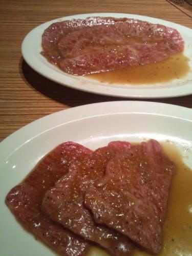 20111225焼肉1