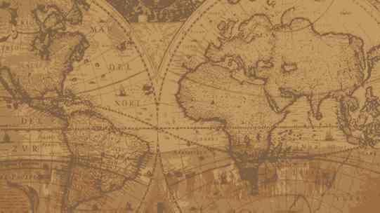 世界地図B