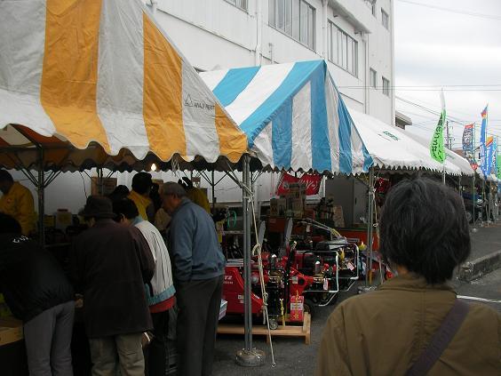 農協まつり展示会