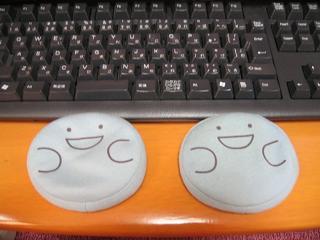 パソコン用腕枕