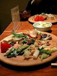 お野菜いっぱい。