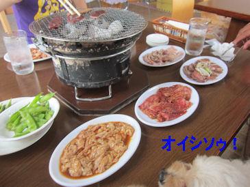 2011.7.31焼肉ゥ~