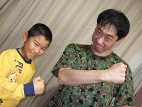トークイベントで武田監督&叶晤