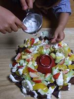 リースケーキ③