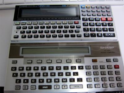 PC-1500とVX-3