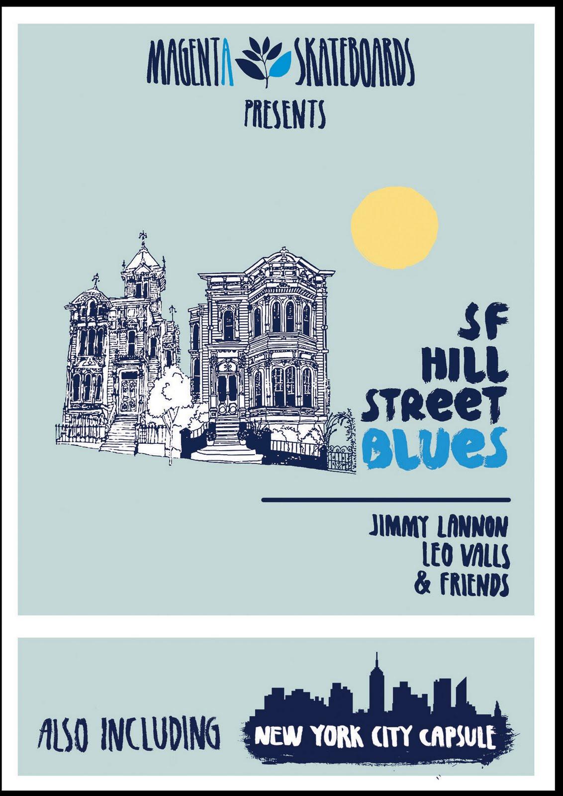 SF HILL STREET BLUES - DVD COVER