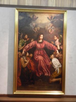 2011.9.21 トレド エルグレコ キリスト