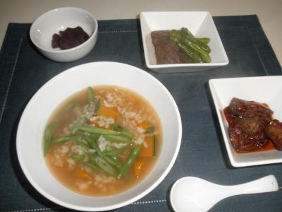 2011.09.29  アルモンデライフ 夕ご飯