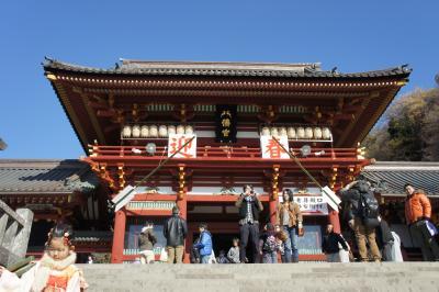 2012.01.17  鶴が岡八幡宮