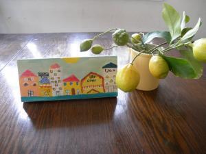 2012.01.23 檸檬と絵