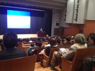 アジアチャイルトサポート講演会