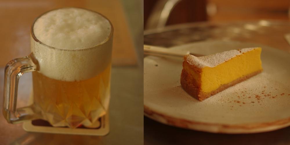 beerとcake