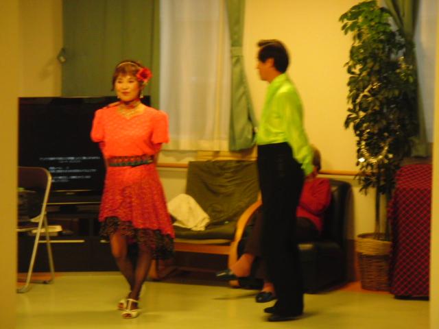 社交ダンス1