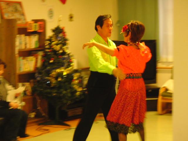 社交ダンス2