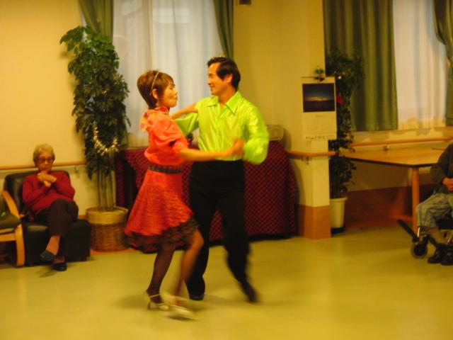 社交ダンス3