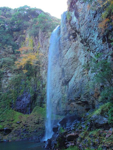 福貴野の滝5