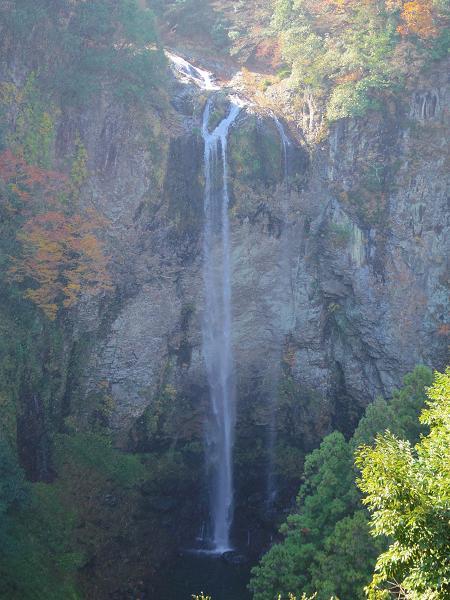 福貴野の滝1