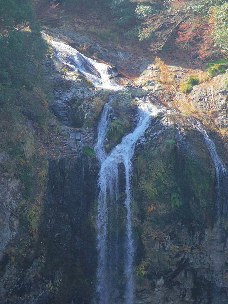 福貴野の滝2