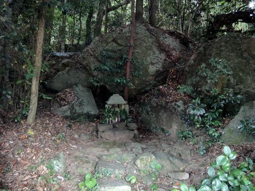 230814 小野小町墓4