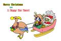 クリスマス トナカイ サンタ アイルー モンハン