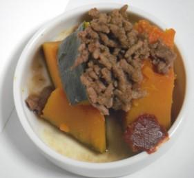 かぼちゃ煮物②