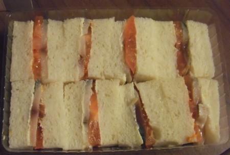 サバサンドイッチ2
