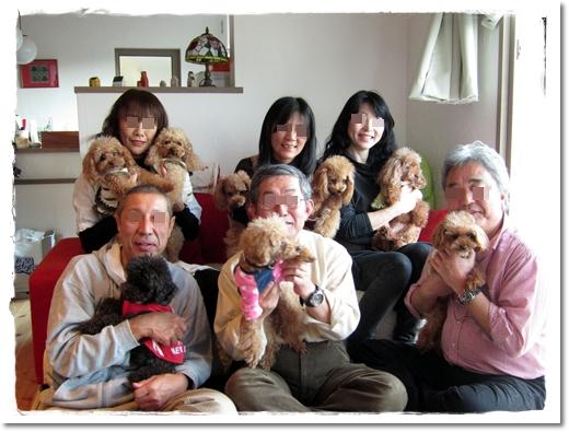 2011・12・17・AKKO&ISA来訪ー1