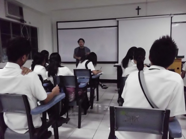大学の授業 (12)