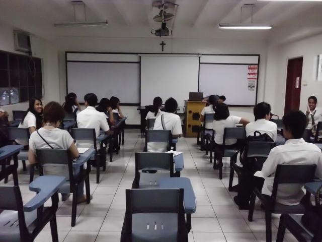 大学の授業 (11)