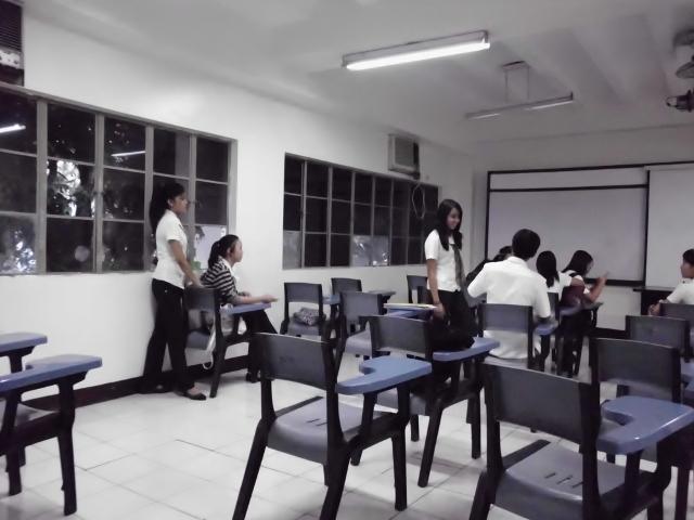大学の授業 (8)