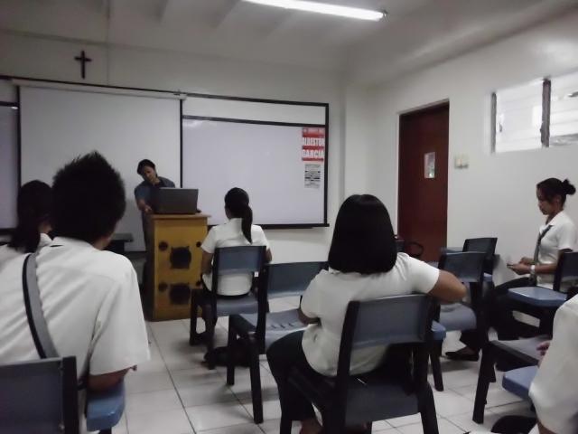 大学の授業 (10)