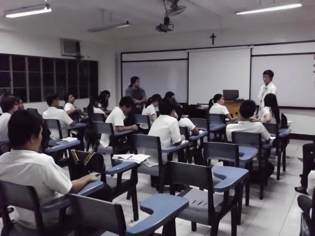 大学の授業 (19)