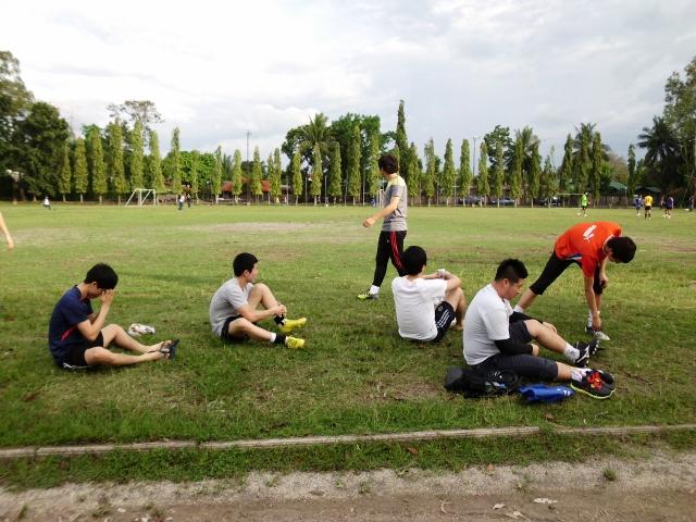 Soccer Game (2)