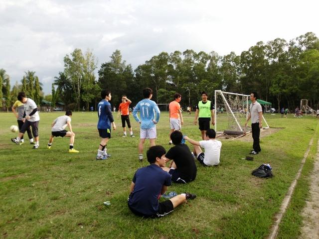 Soccer Game (3)