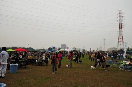 北総花の丘公園 ワンワンフェスタ2011-1