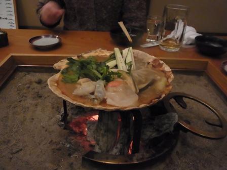 貝焼き味噌2