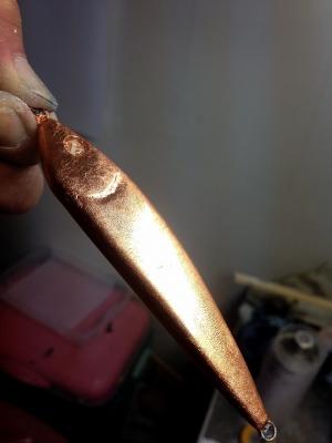 銅箔 リザルト①