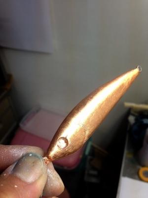銅箔 リザルト②